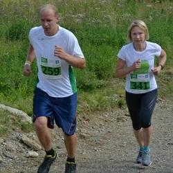 Narva Energiajooks - Kaur Krusell (259), Annika Vaher (341)