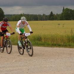Kalevipoja rattamaraton 2012 - Raul Koppelmaa (229), Alar Reiska (249), Kristo Sepp (252), Sander Randver (267)
