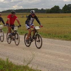 Kalevipoja rattamaraton 2012 - Toivo Teng (2215), Jüri Joorits (2293), Ando Rohtmets (2318)