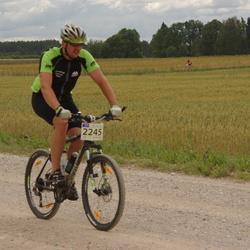 Kalevipoja rattamaraton 2012 - Anders Eensalu (2245)