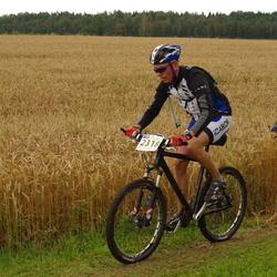 Kalevipoja rattamaraton 2012 - Maiken Haarde (2302), Ando Rohtmets (2318)