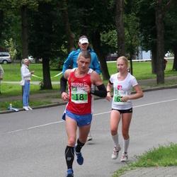 Narva Energiajooks - Aleksei Belousov (18), Annika Rihma (62)