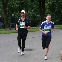 Narva Energiajooks - Aet Udusaar (493), Laur Leho (605)