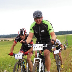 Kalevipoja rattamaraton 2012 - Alges Maasikmets (12), Agris Eensalu (2299)