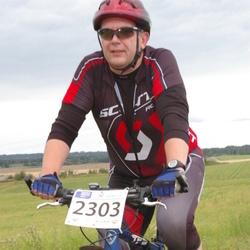 Kalevipoja rattamaraton 2012 - Arne Kaasik (2303)