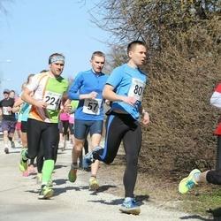 Tartu Parkmetsa jooks - Peep Teppo (57), Arvi Kiik (80), Urmas Ärm (151), Björn Puna (224)