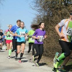 Tartu Parkmetsa jooks - Saina Mamedova (113), Björn Puna (224)