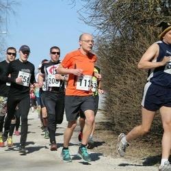 Tartu Parkmetsa jooks - Ando Viispert (112), Märt Laus (258), Birgit Pihelgas (300)