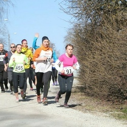 Tartu Parkmetsa jooks - Marianne Leotoots (19), Aire Riives (91), Anni Leiger (170), Karolyn Rillo (455)