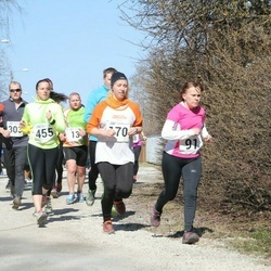 Tartu Parkmetsa jooks - Aire Riives (91), Anni Leiger (170), Valdur Männiste (303), Meelis Sõukand (336), Karolyn Rillo (455)