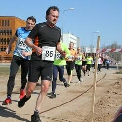 Tartu Parkmetsa jooks - Meelis Laansalu (86), Andrus Mutli (398)