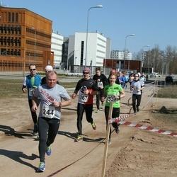 Tartu Parkmetsa jooks - Andrei Lopsik (244), Kaido Peiker (267), Marika Koplimägi (335)