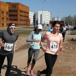 Tartu Parkmetsa jooks - Aivar Kudak (164), Karmen Laikre (410)