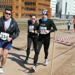 Tartu Parkmetsa jooks - Hardi Hoffmann (318), Goran Topalovic (334)