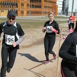 Tartu Parkmetsa jooks - Birgit Lausing (194), Imre Nursi (395)