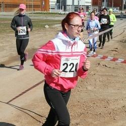 Tartu Parkmetsa jooks - Mariliis Hänilane (220)