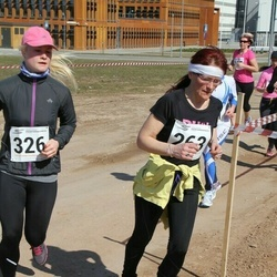 Tartu Parkmetsa jooks - Piret Zupsmann (263), Annika Nõmme (326)