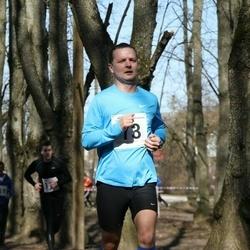 Tartu Parkmetsa jooks - Paul Gill (73)