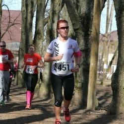 Tartu Parkmetsa jooks - Liisa Raudkepp (43), Piret Telgmaa (451)