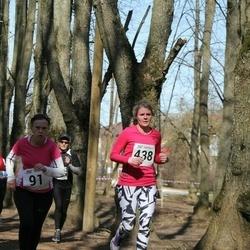 Tartu Parkmetsa jooks - Maria Mekk (438)