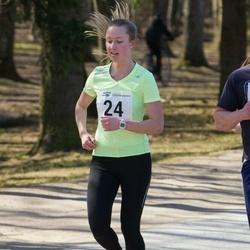 Tartu Parkmetsa jooks - Aaron Wendland (421)