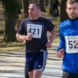 Tartu Parkmetsa jooks - Tanel Pärnamets (52), Aaron Wendland (421)