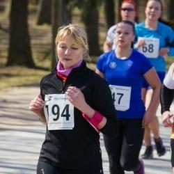 Tartu Parkmetsa jooks - Kalev Müür (13), Birgit Lausing (194)