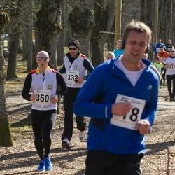 Tartu Parkmetsa jooks - Arturas Vovaris (350)