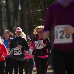 Tartu Parkmetsa jooks - Annika Nõmme (326)