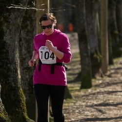 Tartu Parkmetsa jooks - Birgit Lausing (194)