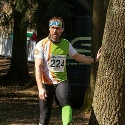 Tartu Parkmetsa jooks - Björn Puna (224)
