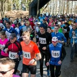 Tartu Parkmetsa jooks - Ilmar Tagel (85), Kristjan Lusikas (101), Aavo Hõbe (185), Jiri Tintera (229), Priit Põlluste (439)