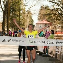 Tartu Parkmetsa jooks - Birgit Pihelgas (300)