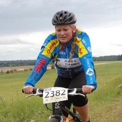 Kalevipoja rattamaraton 2012 - Amanda Väiko (2382)