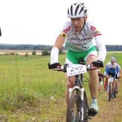 Kalevipoja rattamaraton 2012 - Kardon Kõiv (198), Alar Reiska (249)