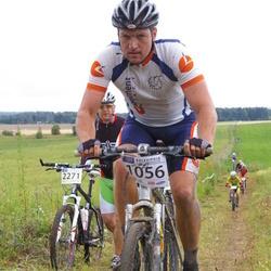 Kalevipoja rattamaraton 2012 - Andrei Semenkov (1056), Ago Arro (2271)