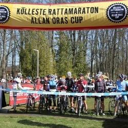 I Kõlleste rattamaraton - Allan Oras Cup