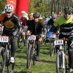 I Kõlleste rattamaraton - Allan Oras Cup - Valdo Käos (144), Tarmo Leeman (150)