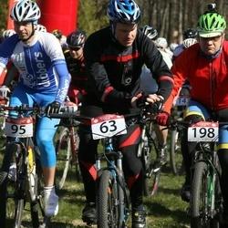 I Kõlleste rattamaraton - Allan Oras Cup - Egert Pani (63), Janek Maidla (95), Aivar Gutmann (198)