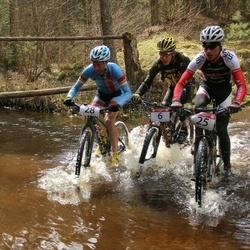 I Kõlleste rattamaraton - Allan Oras Cup - Karel Kruuser (6), Margus Mikson (25), Indrek Palu (28)