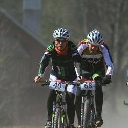 I Kõlleste rattamaraton - Allan Oras Cup - Rein Vares (40), Toomas Võso (68)