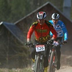 I Kõlleste rattamaraton - Allan Oras Cup - Tiit Tiivoja (126)