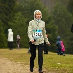 RMK Kõrvemaa Kevadjooks - Birgit Haasmaa (2264)