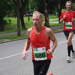 Narva Energiajooks - Erki Laimets (279), Artur Rauhiainen (686)