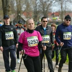 86. Suurjooks ümber Viljandi järve - Annika Holtsmann (5252), Meelis Hipeli (5561)
