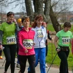 86. Suurjooks ümber Viljandi järve - Merike Arula (5067), Annika Rull (5241), Andra Tetsmann (5483)