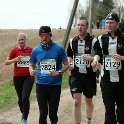 86. Suurjooks ümber Viljandi järve - Andre Alliksaar (2129), Martin Härma (2824)