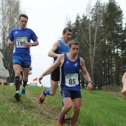 86. Suurjooks ümber Viljandi järve - Andre Abner (85)