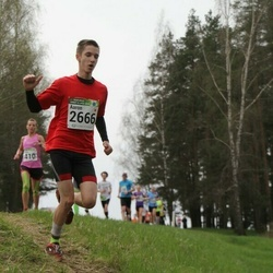 86. Suurjooks ümber Viljandi järve - Aaron Kais (2666)