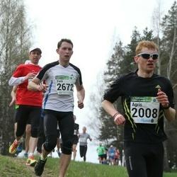 86. Suurjooks ümber Viljandi järve - Agris Krievans (2008)